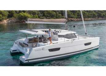Rent a catamaran in Marina Le Marin - Fountaine Pajot