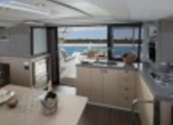 Rent a catamaran Fountaine Pajot in Marina Le Marin, Le Marin
