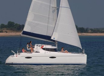Rent a catamaran in Marina Le Marin - Mahe 36 Evolution