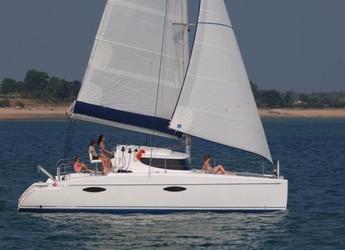 Alquilar catamarán Mahe 36 Evolution en Marina Le Marin, Le Marin
