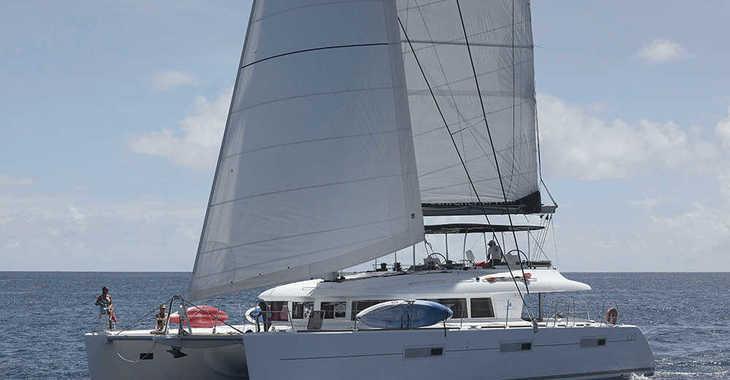 Alquilar catamarán Lagoon 620 en Marina Le Marin, Le Marin