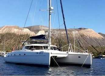 Rent a catamaran in Porto Palermo - Bahía 46