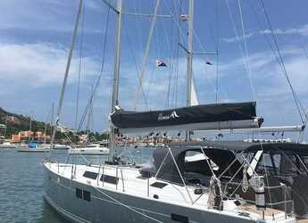 Rent a sailboat in Nanny Cay - Hanse 505