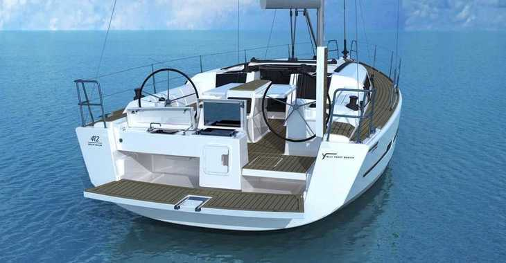Rent a sailboat in Scrub Island - Dufour 412 Grand Large