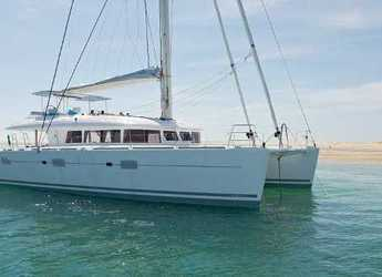 Rent a catamaran in Riviera Napolitana - Lagoon 620