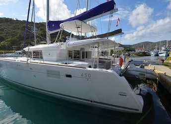 Rent a catamaran in Road Reef Marina - Lagoon 450