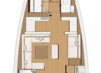 Alquilar velero Dufour 520 GL en Zaton Marina, Zaton