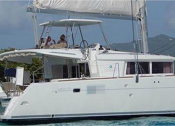 Chartern Sie katamaran in Road Reef Marina - Lagoon 450