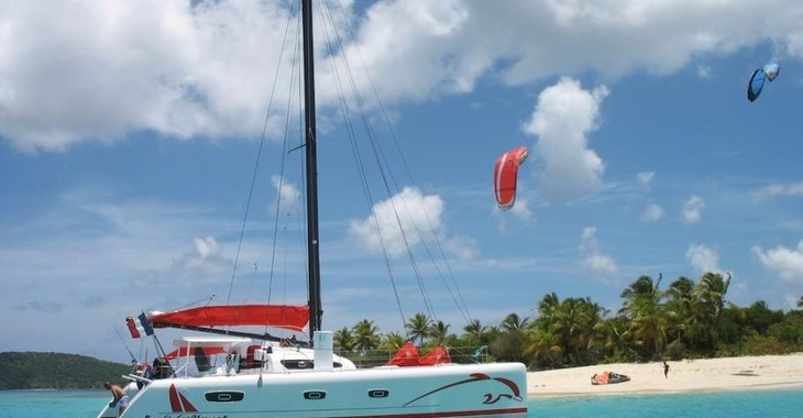 Rent a catamaran in Marina Le Marin - TS 50