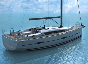 Alquilar velero Dufour 412 en Maya Cove, Hodges Creek Marina, Tortola East End
