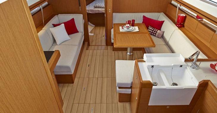 Alquilar velero Jeanneau 41DS en Road Reef Marina, Road town
