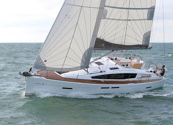 Chartern Sie segelboot in Road Reef Marina - Jeanneau 41DS