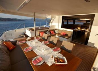 Alquilar catamarán Ipanema 58 en Marina Uturoa, Raiatea