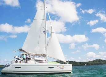 Rent a catamaran in Tradewinds - FOUNTAINE PAJOT LIPARI 41'