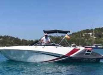 Rent a motorboat in Marina Botafoch - Glastron GTS 245
