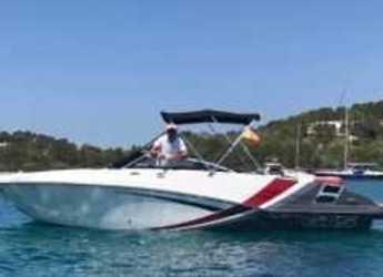 Alquilar lancha en Marina Botafoch - Glastron GTS 245