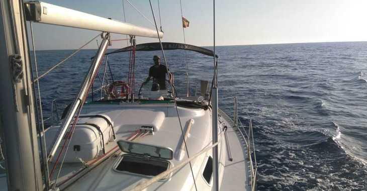 Alquilar velero BENETEAU OCEANIS 383 en Club Naútico de Sant Antoni de Pormany, Sant antoni de portmany