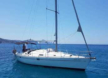 Rent a sailboat in Club Naútico de Sant Antoni de Pormany - BENETEAU OCEANIS 383