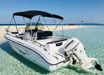 Rent a motorboat in Marina Botafoch - Ranieri 19s