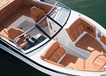 Rent a motorboat Galastron GT 245 in Port of Santa Eulària , Santa Eulària des Riu