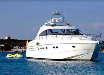 Chartern Sie yacht in Marina Ibiza - Princess V65