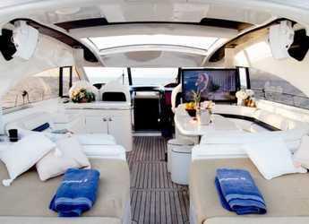 Chartern Sie yacht Princess V65 in Marina Ibiza, Ibiza (stadt)