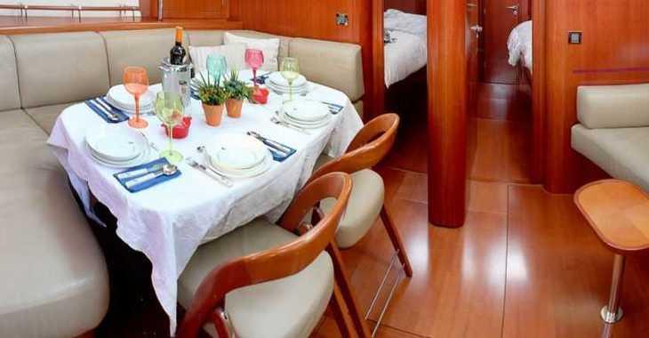 Alquilar velero Beneteau 57 en Marina Ibiza, Ibiza (ciudad)