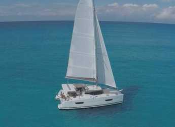Alquilar catamarán Lucia 40 en Raiatea, Polinesia