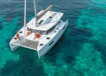 Rent a catamaran in Marina Uturoa - Lucia 40