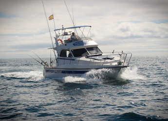 Alquilar lancha Doqueve fisherman 360 en Puerto Deportivo Tomas Maestre, La Manga del Mar Menor