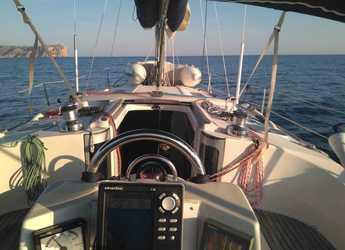 Alquilar velero Beneteau Oceanis 351 en Club Naútico de Oliva, Costa de Valencia