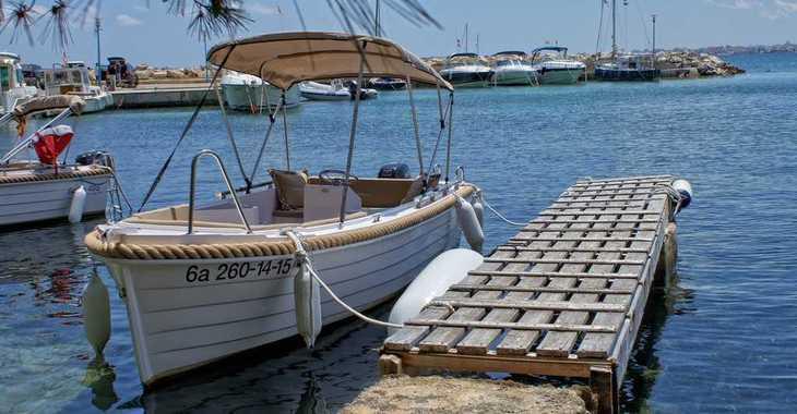 Alquilar lancha en Marina Porto Cristo - Silver 495