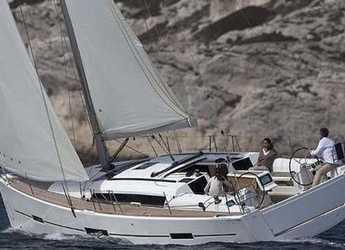 Chartern Sie segelboot Dufour 410 Grand Large in Port Ginesta, Barcelona