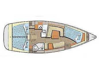 Chartern Sie segelboot Elan 384 Impression in Preveza Marina, Preveza