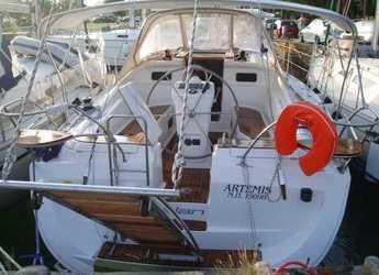 Rent a sailboat in Kos Port - Elan 384 Impression