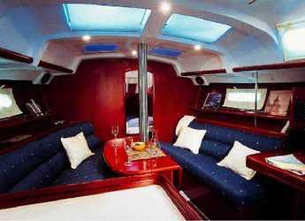 Chartern Sie segelboot Oceanis 34.3 in Preveza Marina, Preveza