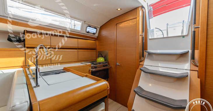 Alquilar velero Jeanneau SO 449 en Club Naútico de Sant Antoni de Pormany, Sant antoni de portmany