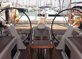 Chartern Sie segelboot Dufour 525 GL in Port Ginesta, Barcelona