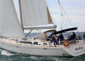 Rent a sailboat in Port Ginesta - Dufour 525 GL