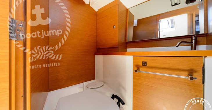 Alquilar velero Jeanneau SO 379 en Club Naútico de Sant Antoni de Pormany, Sant antoni de portmany