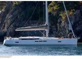 Rent a sailboat in Club Naútico de Sant Antoni de Pormany - JEANNEAU SO 509
