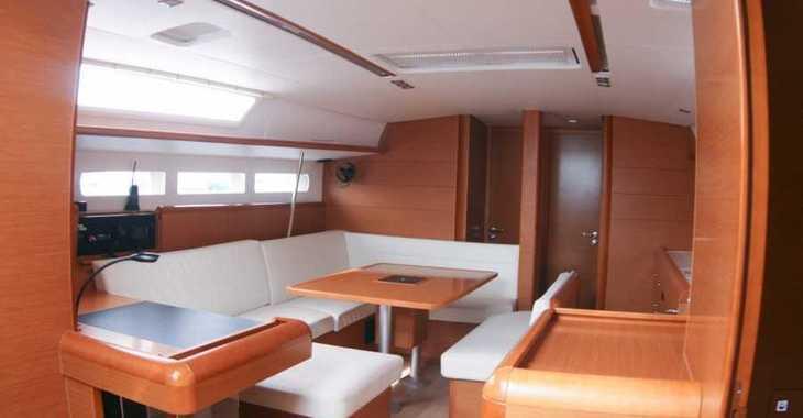 Alquilar velero JEANNEAU SO 509 en Club Naútico de Sant Antoni de Pormany, Sant antoni de portmany