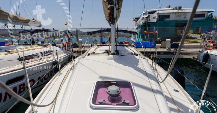Alquilar velero Jeanneau SO 36i en Club Naútico de Sant Antoni de Pormany, Sant antoni de portmany