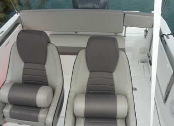 Rent a motorboat Jeanneau Cap Camarat 7.5 WA SERIE 2 in ACI Pomer, Pomer