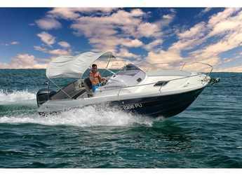 Rent a motorboat in ACI Pomer - Jeanneau Cap Camarat 7.5 WA SERIE 2