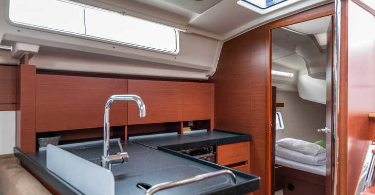 Alquilar velero en Veruda - Hanse 418