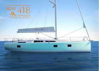 Alquilar velero Hanse 418 en Veruda, Pula