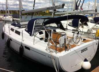 Rent a sailboat Hanse 415 in ACI Pomer, Pomer