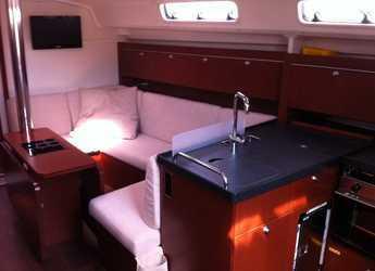 Alquilar velero Hanse 415 en ACI Pomer, Pomer