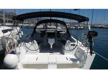 Rent a sailboat in Marina Kastela - Dufour 382 Grand Large